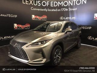 New 2021 Lexus RX 350 350 PREMIUM PACKAGE for sale in Edmonton, AB