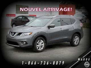 Used 2016 Nissan Rogue SV AWD + TECH + TOIT PANO + CAMÉRA 360 + for sale in Magog, QC