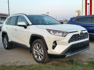 Used 2019 Toyota RAV4 LIMITED AWD for sale in Cambridge, ON