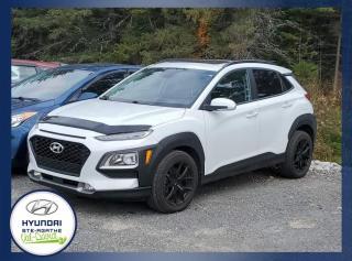 Used 2019 Hyundai KONA 2.0L Luxe TI for sale in Val-David, QC