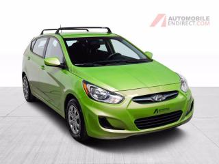 Used 2014 Hyundai Accent GL HATCH for sale in Île-Perrot, QC