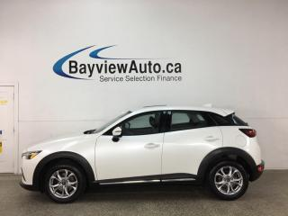 Used 2019 Mazda CX-3 GT - AWD! HTD LEATHER! SUNROOF! NAV! ALLOYS! + MORE! for sale in Belleville, ON