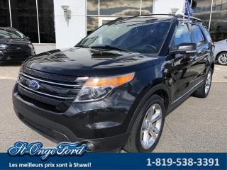 Used 2015 Ford Explorer 4 RM, Limited for sale in Shawinigan, QC