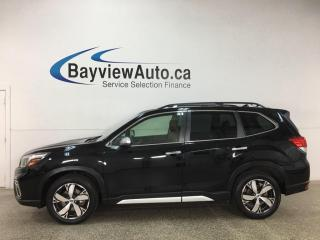 Used 2019 Subaru Forester 2.5i Premier - HTD LEATHER! NAV! PANOROOF! LOADED! for sale in Belleville, ON