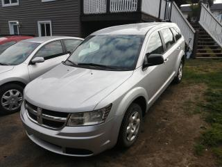 Used 2010 Dodge Journey SE for sale in Mallorytown, ON