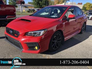 Used 2018 Subaru WRX WRX STI for sale in Shawinigan, QC