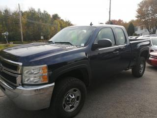 Used 2011 Chevrolet Silverado 2500 HD WT for sale in Mallorytown, ON
