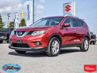 Used 2015 Nissan Rogue SV for sale in Barrie, ON