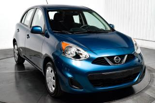 Used 2017 Nissan Micra A/C for sale in Île-Perrot, QC