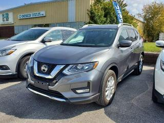 Used 2018 Nissan Rogue SV for sale in Orillia, ON