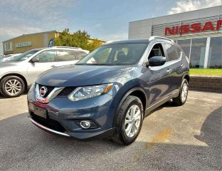 Used 2016 Nissan Rogue SV for sale in Orillia, ON