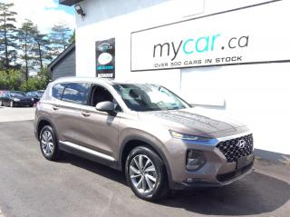 Used 2019 Hyundai Santa Fe Preferred 2.4 HEATED SEATS/WHEEL, ALLOYS, BACKUP CAM!! for sale in North Bay, ON