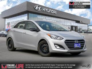Used 2017 Hyundai Elantra GT Limited  - Leather Seats - $127 B/W for sale in Nepean, ON
