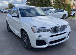 Used 2018 BMW X4 xDrive28i Sports Activity Coupe for sale in Dorval, QC