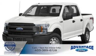 New 2020 Ford F-150 for sale in Calgary, AB