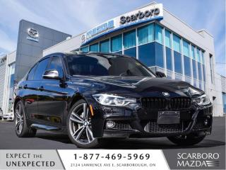Used 2016 BMW 3 Series M PACKAGE|CLEAN CARFAX|NAVGAITION|AWD for sale in Scarborough, ON