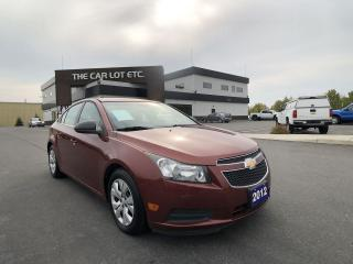Used 2012 Chevrolet Cruze LS for sale in Sudbury, ON