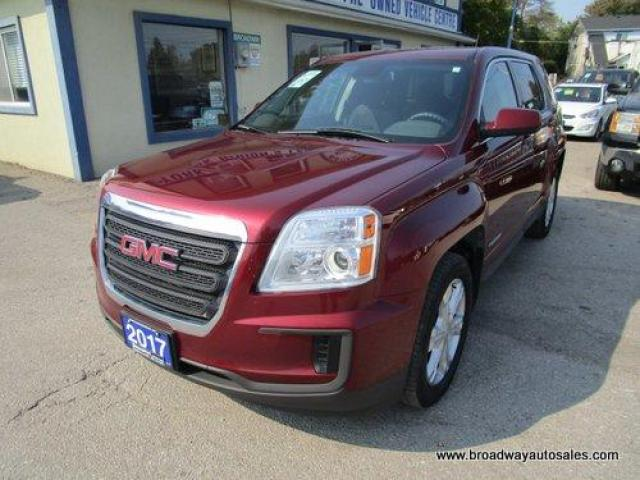 2017 GMC Terrain ALL-WHEEL DRIVE SLE-2 MODEL 5 PASSENGER 2.4L - ECO-TEC.. TOUCH SCREEN DISPLAY.. BACK-UP CAMERA.. BLUETOOTH.. ECO-BOOST-PACKAGE.. KEYLESS ENTRY..