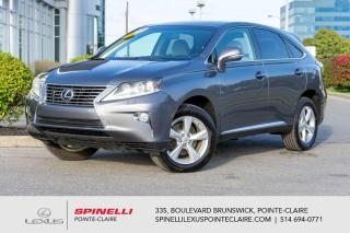 Used 2013 Lexus RX 350 **AWD** *BAS MILEAGE*PROPRE*AWD*GROUPE ELECTRIQUE*HAYON AUTOMATIQUE*BLUETOOTH* for sale in Montréal, QC
