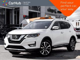 Used 2018 Nissan Rogue SL AWD Panoramic Roof Bose Navigation for sale in Thornhill, ON