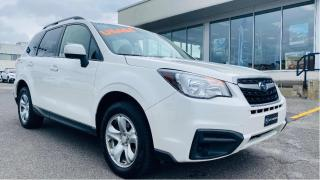 Used 2018 Subaru Forester 2.5i CVT for sale in Lévis, QC