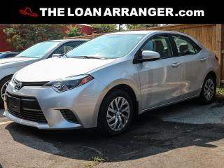 Used 2016 Toyota Corolla for sale in Barrie, ON