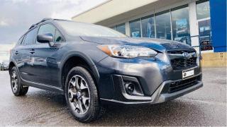 Used 2018 Subaru XV Crosstrek Touring Manual,bluetooth ,camera de recul for sale in Lévis, QC