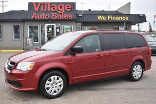 Used 2014 Dodge Grand Caravan SE/SXT BACK UP CAMERA! NAVIGATION! STOW'N GO SEATS! for sale in Saskatoon, SK