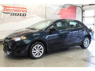 Used 2017 Toyota Corolla LE for sale in Lévis, QC