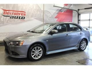 Used 2015 Mitsubishi Lancer SE AWC for sale in Lévis, QC