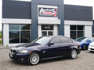 Used 2010 BMW 3 Series 328i xDrive + CUIR + TOIT + INSPECTÉ for sale in Sherbrooke, QC