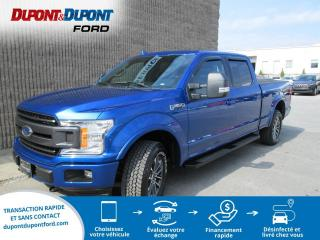Used 2018 Ford F-150 XLT SPORT cabine SuperCrew 4RM caisse de for sale in Gatineau, QC