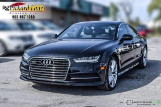 Used 2016 Audi A7 3.0 TDI Progressiv ACCIDENT FREE! | DIESEL! | CERTIFIED for sale in Bolton, ON