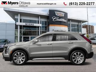 New 2021 Cadillac XT4 AWD Sport for sale in Ottawa, ON