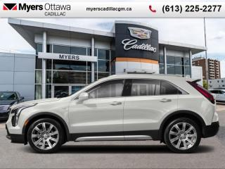 New 2021 Cadillac XT4 AWD Premium Luxury for sale in Ottawa, ON