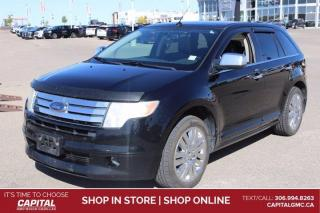 Used 2008 Ford Edge Limited AWD*LEATHER*SUNROOF* for sale in Regina, SK