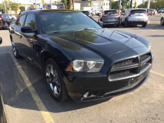 Used 2012 Dodge Charger R/T RARE FIND-EXTRA CLEAN, NAVIGATION, POWER SUNROOF, REVERSE CAMERA, ALPINE AUDIO for sale in Ottawa, ON