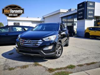 Used 2016 Hyundai Santa Fe Sport 2.4 AWD - PANO ROOF - LEATHER - NO ACCIDENTS - ONE OWNER - BLIND SPOT - HEATED WHEEL for sale in North York, ON