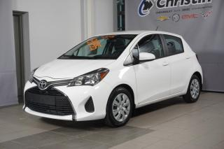 Used 2015 Toyota Yaris 5 PORTES AUTO+A/C GRP. ELECTRIQUE**49848 KM for sale in Montréal, QC