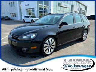 Used 2013 Volkswagen Golf Wagon 2.5L Sportline FWD Auto for sale in PORT HOPE, ON