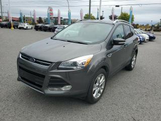 Used 2016 Ford Escape 4WD 4DR TITANIUM for sale in Gatineau, QC