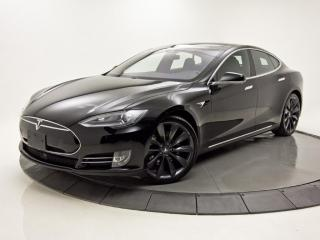 Used 2016 Tesla Model S 70D AUTO PILOT TOIT PANO  SUSPENSION A AIR for sale in Brossard, QC