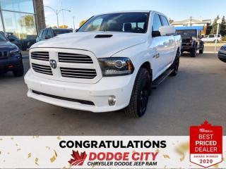 Used 2014 RAM 1500 SPORT for sale in Saskatoon, SK