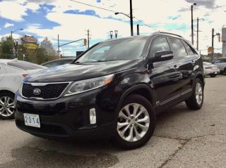 Used 2014 Kia Sorento EX for sale in Toronto, ON