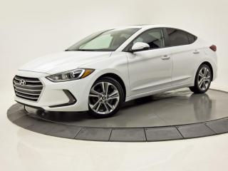 Used 2017 Hyundai Elantra GLS TOIT OUVRANT CAM DE RECUL BLUETOOTH for sale in Brossard, QC