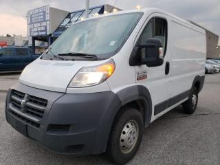 Used 2016 RAM 1500 ProMaster Low Roof BACK UP CAMERA|LOW ROOF|HIGH KMS|AS IS for sale in Concord, ON