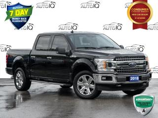 Used 2018 Ford F-150 XLT New Tires and New Brakes Just Installed! Navigation | 5.0 Liter V8 for sale in St Catharines, ON