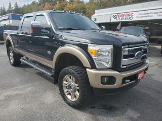 Used 2011 Ford F-350 Lariat King Ranch for sale in Greater Sudbury, ON