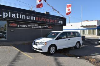 Used 2019 Dodge Grand Caravan CVP/SXT NO ACCIDENTS!! BACKUP CAMERA!! BLUETOOTH!! STO 'N' GO SEATS!! for sale in Saskatoon, SK