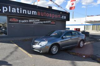 Used 2008 Chrysler Sebring Touring JUST TRADED!! SUNROOF!! LEATHER!! for sale in Saskatoon, SK